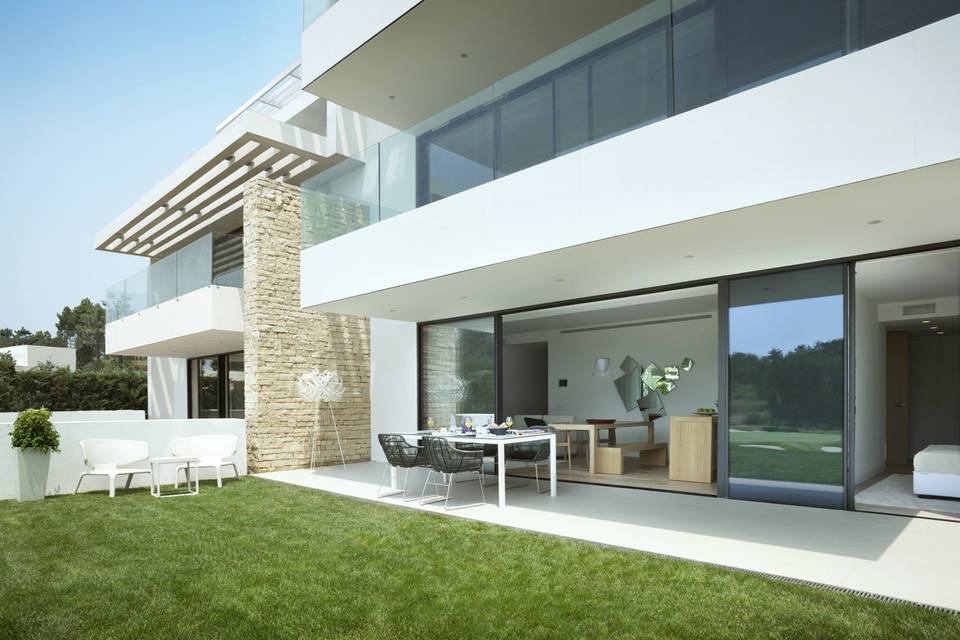 Exclusive houses at the PGA Catalunya Resort