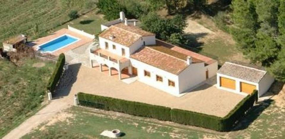 Mas Cabretes Villanova de la Muga for sale with Entercasa ideal for rural tourism Costa Brava Figueres Spain Buy