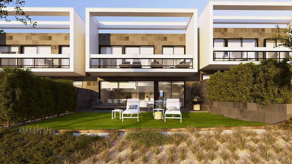 La Selva Terrace Villas, located in the heart of the PGA Catalunya Resort Golf entercasa sale Spain costa brava new